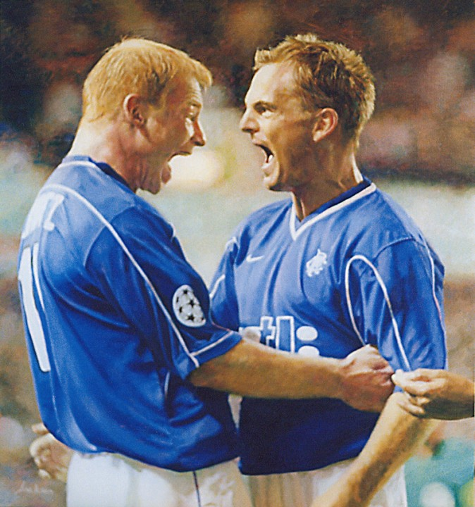 Albertz and DeBoer