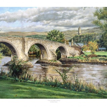 The Old Bridge, Stirling