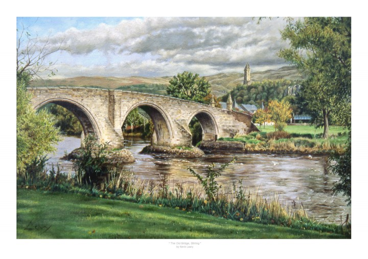 The Old Bridge, Stirling