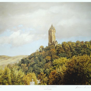 The Wallace Monument 2